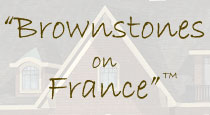 Brownstones on France